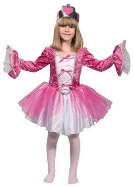 Déguisement Princesse filles Disponible en plusieurs tailles