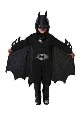 Disfraz de Murciélago Musculoso para Niños