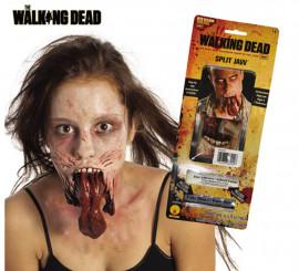 Maquillaje FX Lengua Zombie para Halloween
