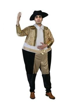 Disfraz de Picador para hombre talla M-L
