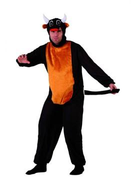 Disfraz de Toro para hombre talla M-L