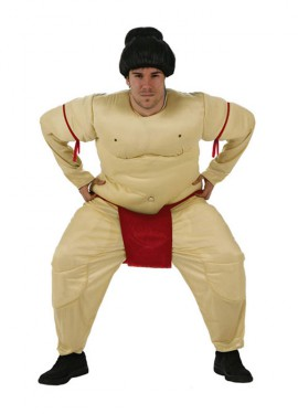 Déguisement de Sumo pour homme plusieurs tailles