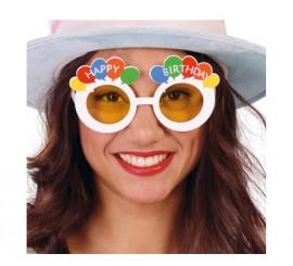 Gafas de Cumpleaños Happy Birthday