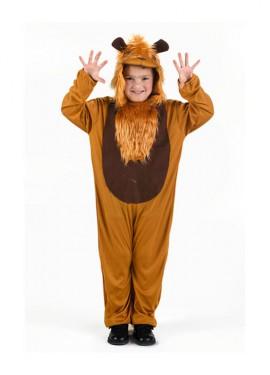 Disfraz de León infantil