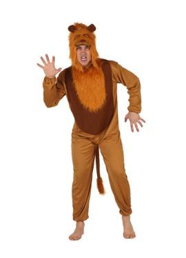 Disfraz de León para hombre talla M-L