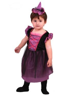 Disfraz de Brujita Baby para bebé