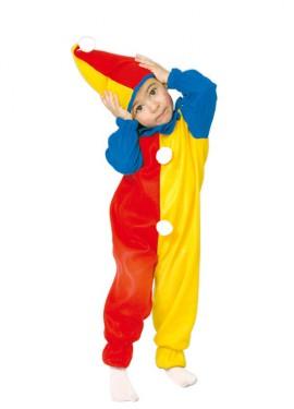 Disfraz de Payaso Baby para niños de 1 a 2 años
