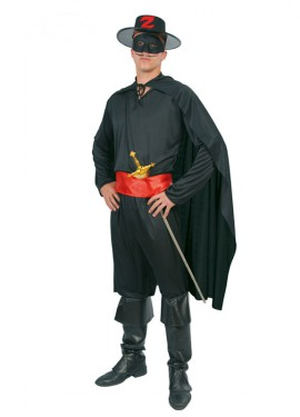 Disfraz de Justiciero hombre