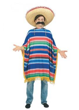 Disfraz barato de Mejicano hombre