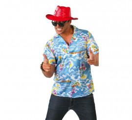 Disfraz de Camisa Hawaiano para hombre