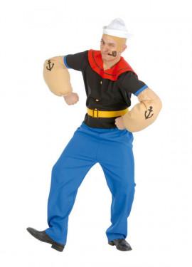 Déguisement Popeye le Marin pour homme