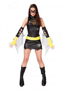 Déguisement de Femme Chauve-Souris Halloween taille unique