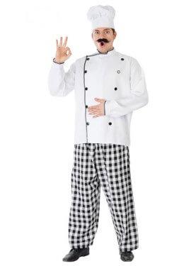 Disfraz de Cocinero hombre