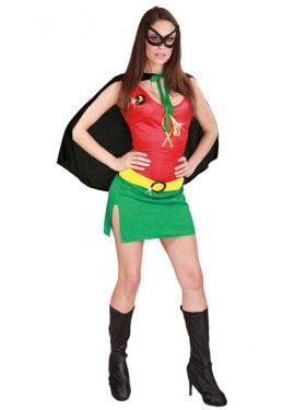 Déguisement Super-Hérosïne Femme