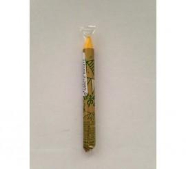 Barra maquillaje de 8x75 mm. de color Amarillo