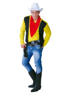 Disfraces - Disfraz barato de Cow-Boy para hombre