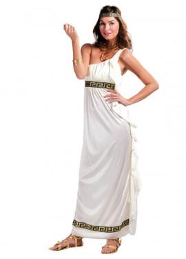 Disfraz de Romana Olympic Goddess para mujer