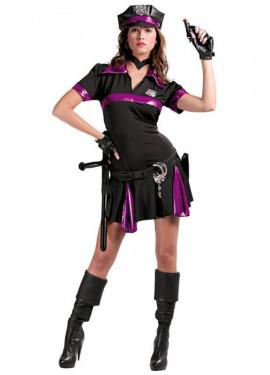 Disfraz Sexy de Agente de Policía para mujer