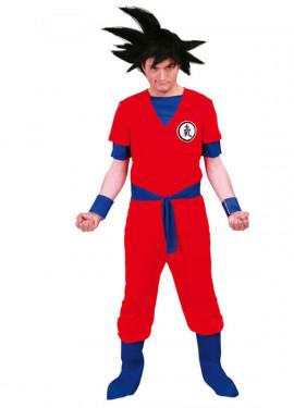 Déguisement de Guerrier Goku pour homme