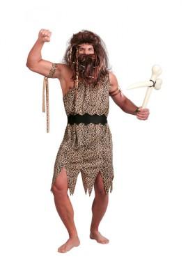 Disfraz de Troglodita para hombre adulto