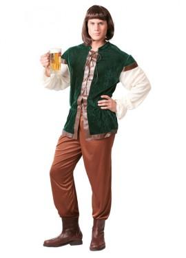 Disfraz de Posadero o Tabernero para hombre adulto