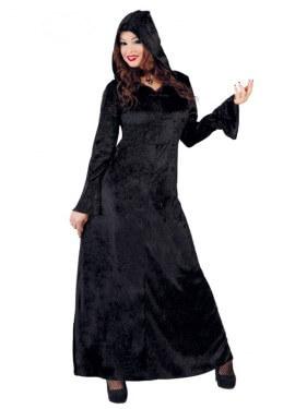 Disfraz de Baal para Halloween de mujer