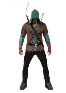 Disfraz de Arquero Medieval para hombre