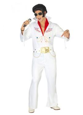 Disfraz del Rey de Rock para hombre