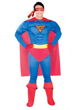 Disfraz de Super Héroe Man para hombre