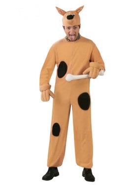 Déguisement de Scooby Chien pour homme