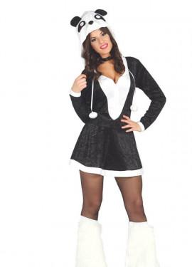 Disfraz de Osita Panda para Mujer