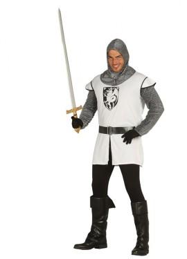 Disfraz de Guerrero o Caballero Medieval para Hombre