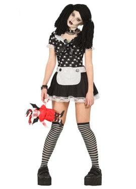 Disfraz de Muñeca Diabólica de mujer