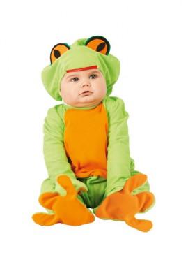 Disfraz de Ranita Baby para bebés