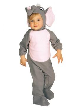 Disfraz de Elefante para Bebés de 6 a 12 meses