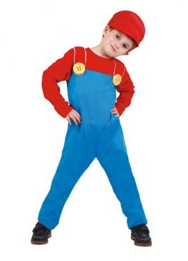 Disfraz de Maquinista de Tren para niños