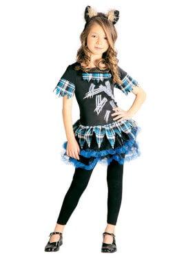 Disfraz de Mini Wolf para niñas
