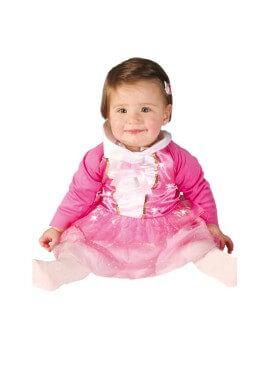Déguisement Princesse Baby Rose pour bébés plusieurs tailles