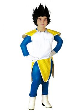 Disfraz para niños de Guerrero Espacial