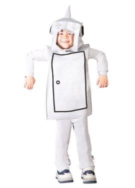 Disfraz de Robot para niños