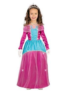 Disfraz de Princesita Rosa para niñas