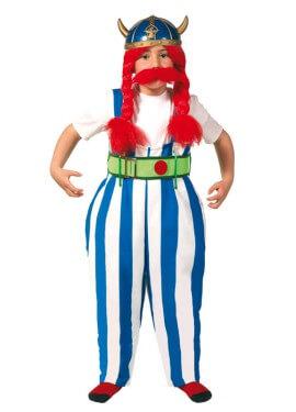 Disfraz para niños de Galo Forzudo