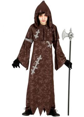 Disfraz de Señor del Mal para niños