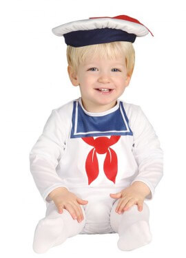 Disfraz de Marinerito para Bebés