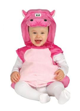 Déguisement Hippopotame pour bébés plusieurs tailles
