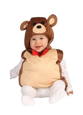 Déguisement Petit Ourson pour bébés plusieurs tailles