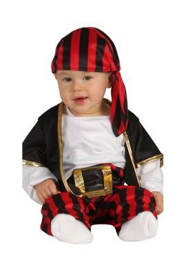 Déguisement de Pirate Baby pour bébés plusieurs tailles