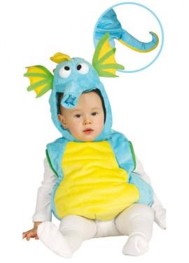 Disfraz de Caballito de Mar para Bebés