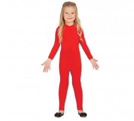 Maillot color Rojo para niños