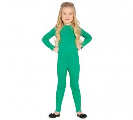 Maillot color Verde para niños